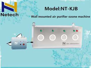 6g / H Wall Mounted O3 Ozone Generator Industrial Air Cleaning / Air Purifier